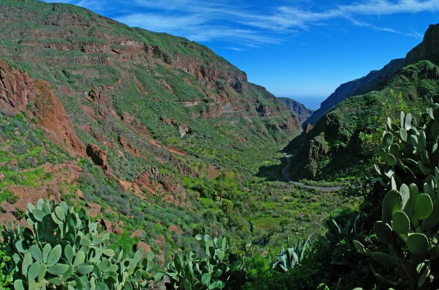valle de guayadeque